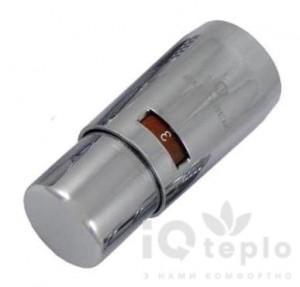 Термостатическая головка Schlosser MINI хром на зажим