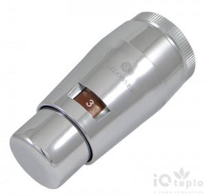 Термостатическая головка Schlosser MINI хром M30х1,5