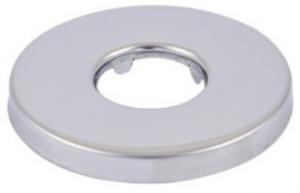 Розетка Schlosser для санитарной арматуры, круглая хром 606000007