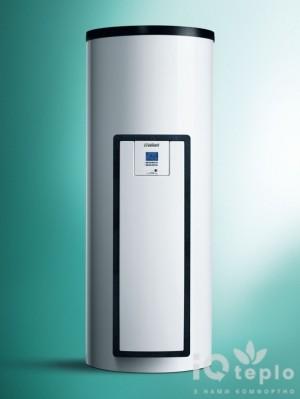 Незакипающие солнечные системы для приготовления горячей воды Vaillant auroSTEP plus 1.150