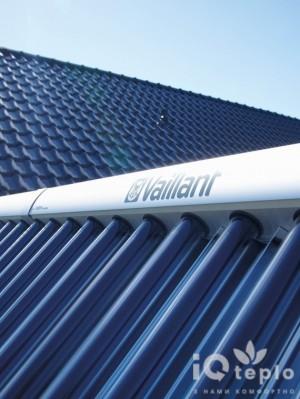 Вакуумный солнечный коллектор Vaillant auroTHERM exclusiv VTK 1140/2