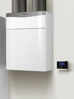 Системы вентиляции с рекуперацией тепла Vaillant recoVAIR VAR 260/4 E